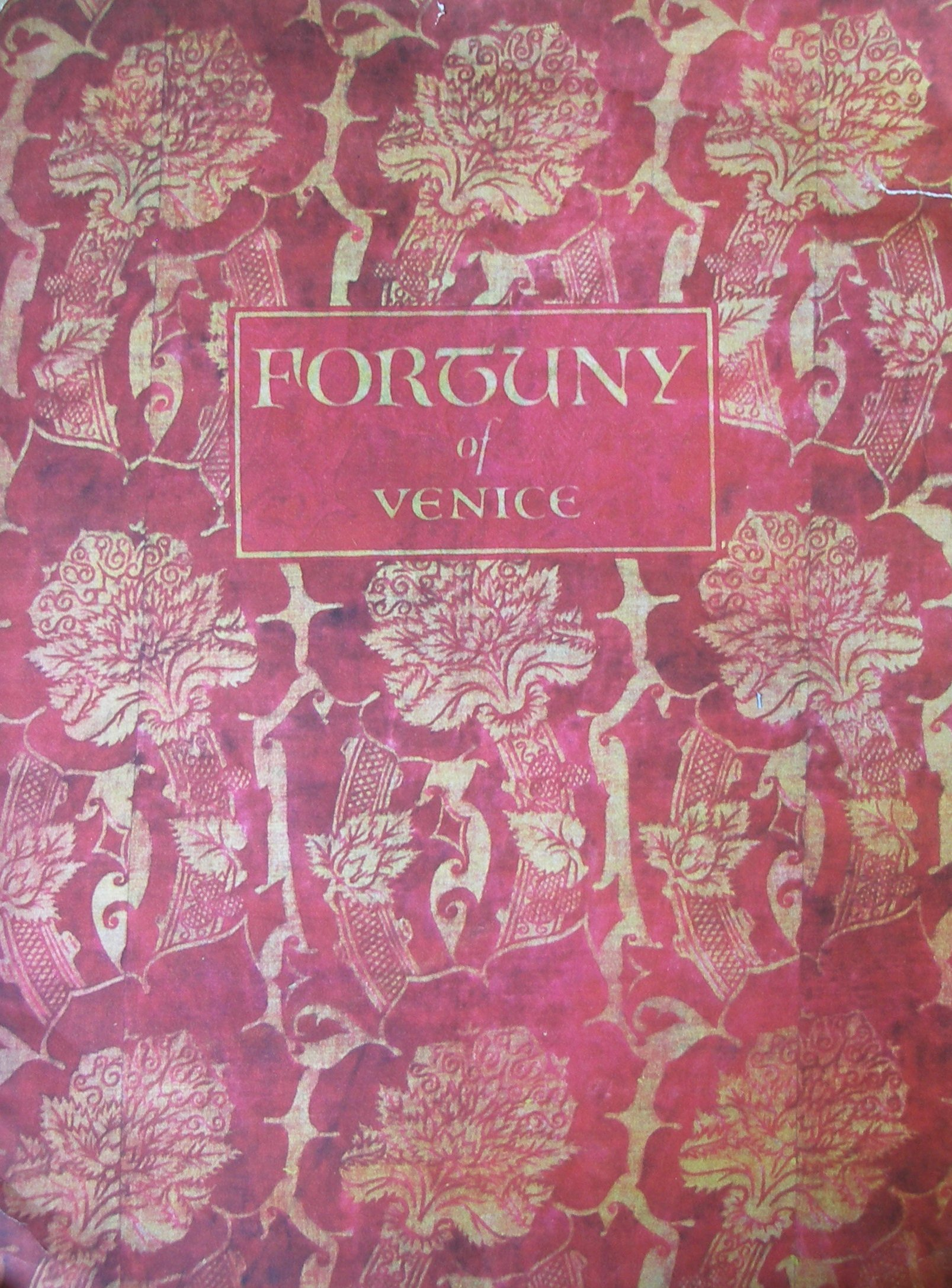 Fortuny directorylibrary brief description of mariano fortuny the artist his textile legacy giudecca factory garden and grounds sisterspd
