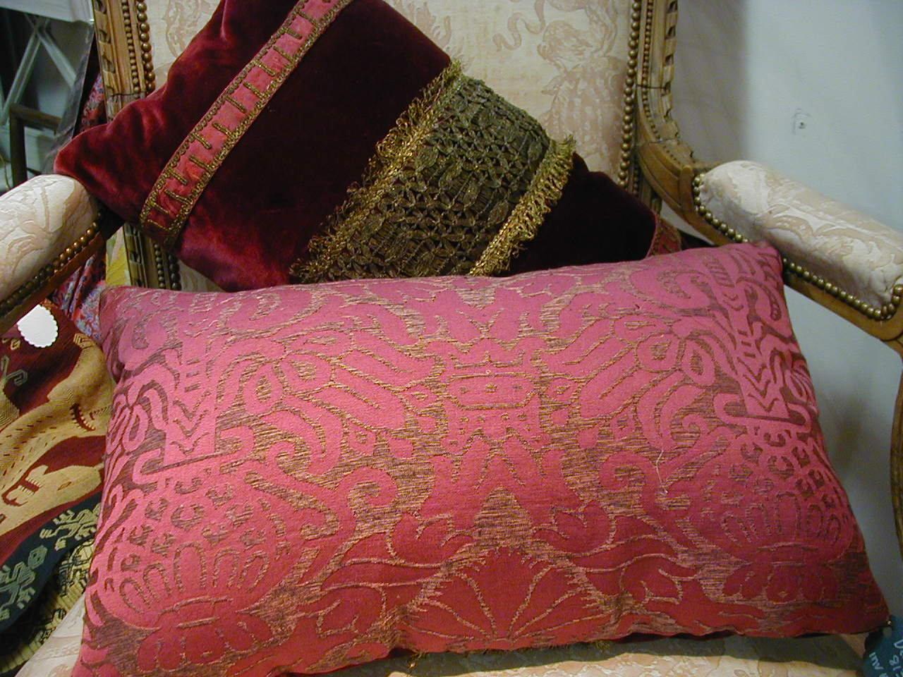 Pomegranate_silk_velvet_pillow
